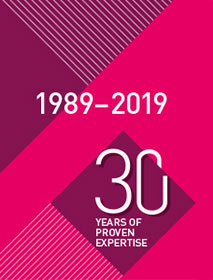 30 Years of Proven Expertise